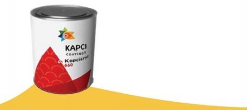 Двухкомпонентная акриловая краскаKapcicryl 660